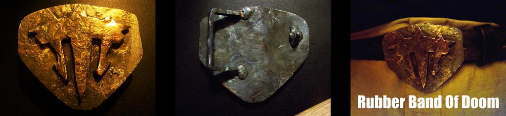 Iron Horde Belt Buckle