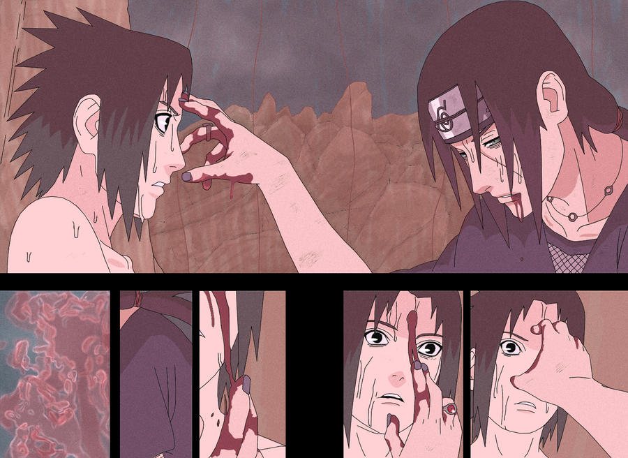 [Image: Itachi__s_Death_by_3spn4life.jpg]