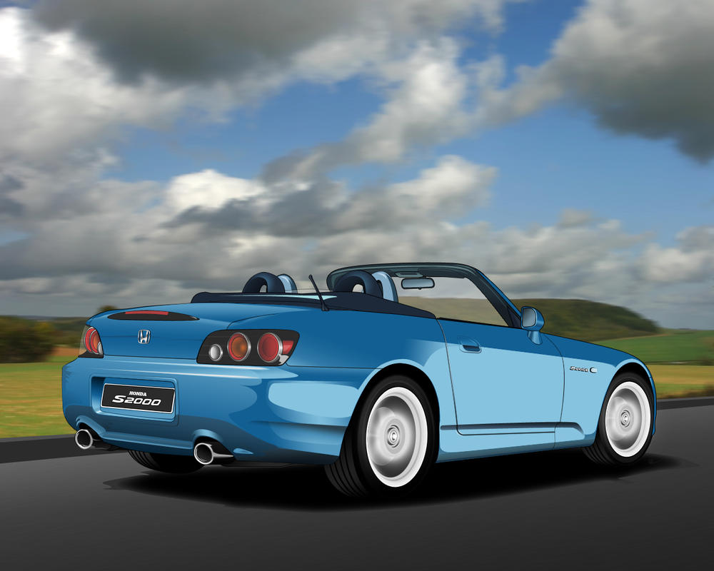 S2000 vexel by Bloodred070