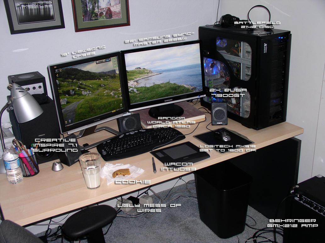 Desktop 6-19-07 by Bloodred070