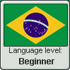 Brazilian Portuguese Language Level Beginner by iheartjapan789
