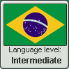 Brazilian Portuguese Language Level Intermediate by iheartjapan789