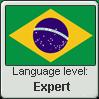 Brazilian Portuguese Language Level Expert by iheartjapan789