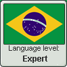 Brazilian Portuguese Language Level Expert by iheartjapan789
