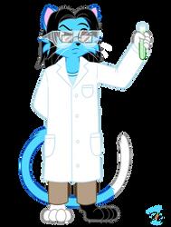 Scientist Andrea