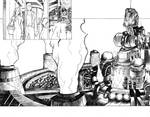 Final Fantasy VII pages 2-3