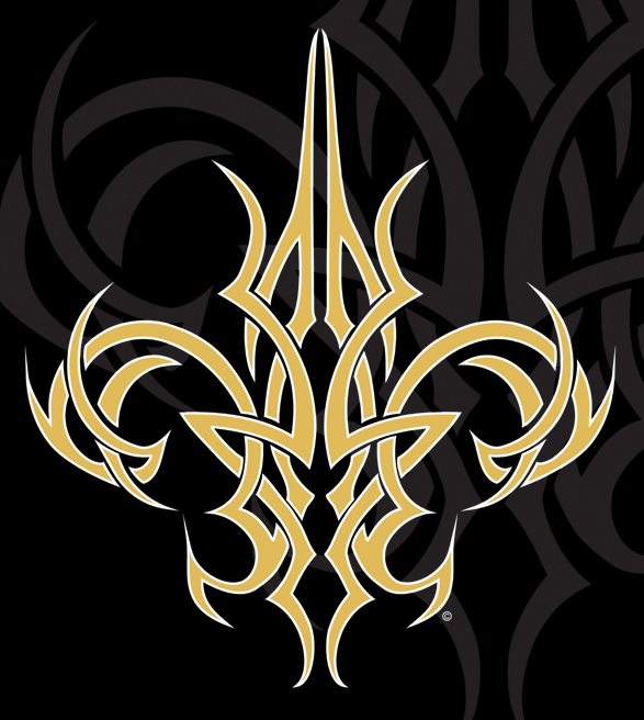 fleur de lis by jelli76 on deviantart. Black Bedroom Furniture Sets. Home Design Ideas