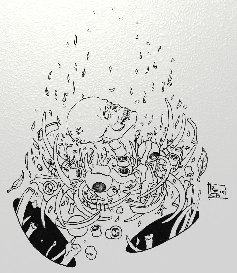 Eterno Coral I by juanreca