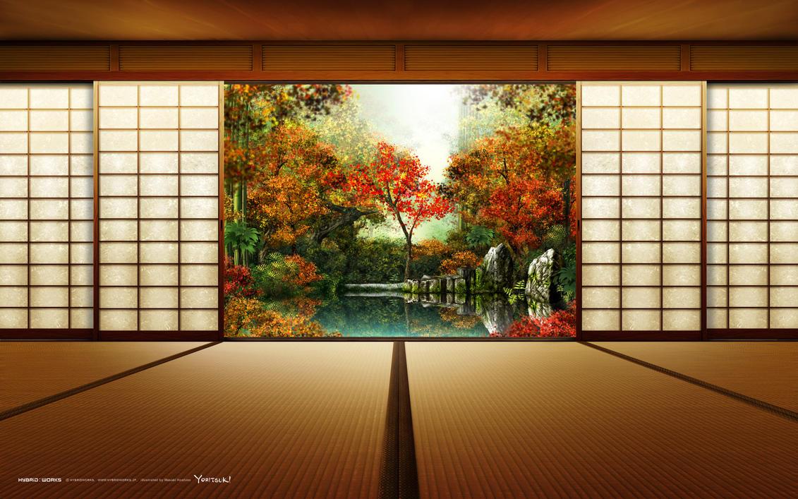 Yoritsuki wallpaper by HYBRIDWORKS