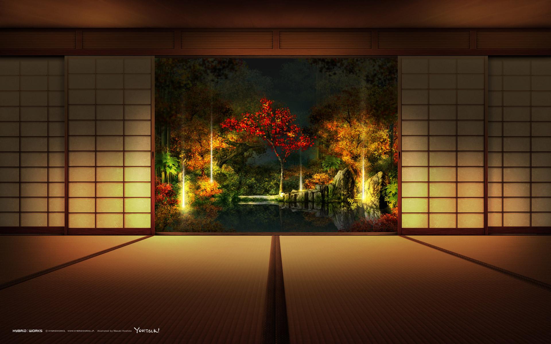 Hybridworks S Deviantart Gallery 美しすぎる 秋のデスクトップ