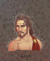 Olympians: Zeus by Fedini