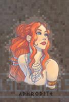 Olympians: Aphrodite by Fedini