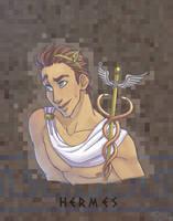 Olympians: Hermes by Fedini