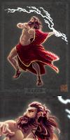 - Zeus - by Fedini