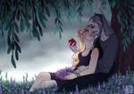 Hades,Persephone