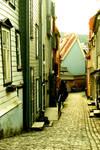 Bergen through a lens