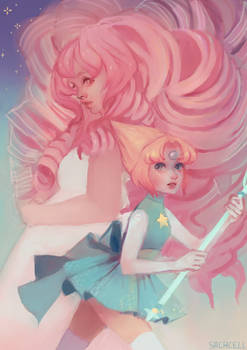 Pearl and Rose