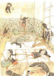 room1 by LiskFeng