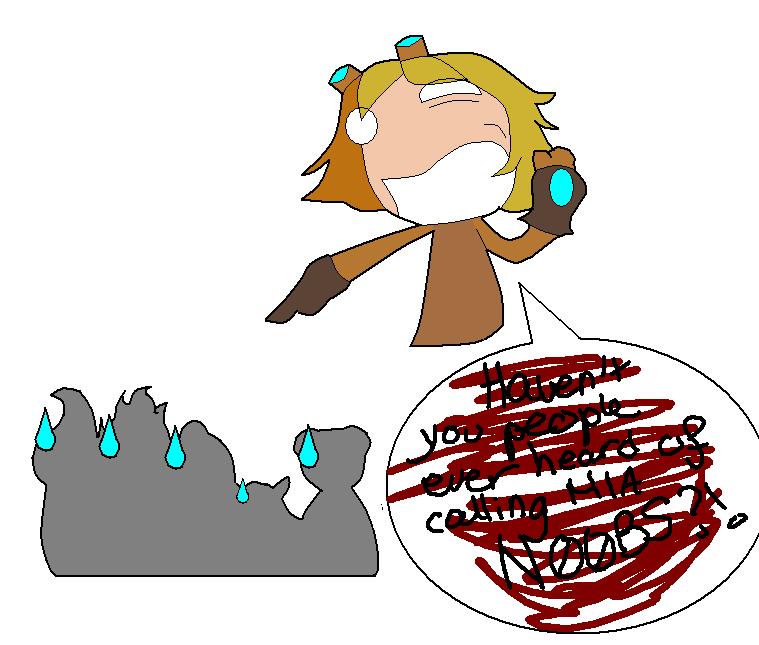 Ezreal's Panic at the Nexus by LeaShakira