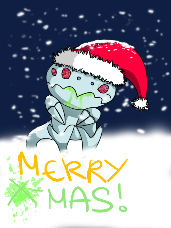LoL Secret Santa:Kog'Maw by LeaShakira