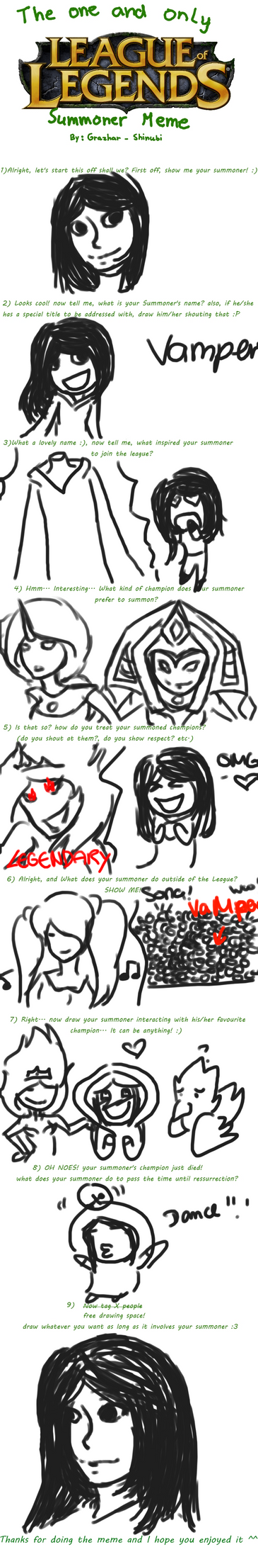 Vamper is a meme by LeaShakira