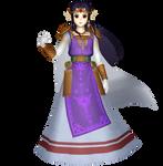MMD || Princess Hilda (WIP)