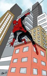 Spider-Man in New York
