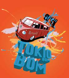 TokioBomBom by cashmelek