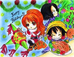 Happy Holidays!!! by Hanatsuki-Ai