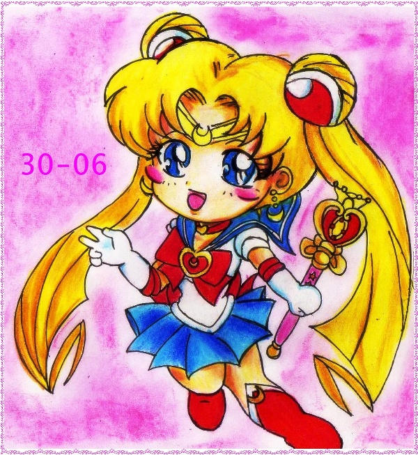 BDays Sailors-Sailor Moon
