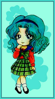 Cutie waifu Michiru