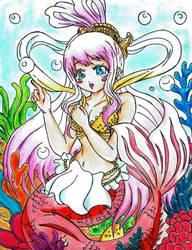 CE-Blih is a Shirahoshi princess**