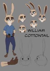 William Cottontail