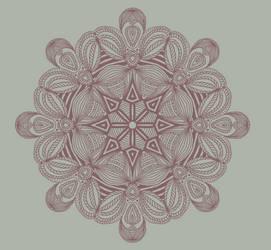Intricate Design by mandalagaba