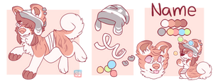 [CLOSED - AUCTION] Dog Adoptable
