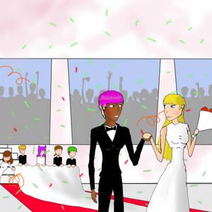 Le Mariage de Duke Lox et de Striar