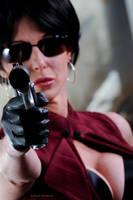 Spy Chic by bryanhumphrey