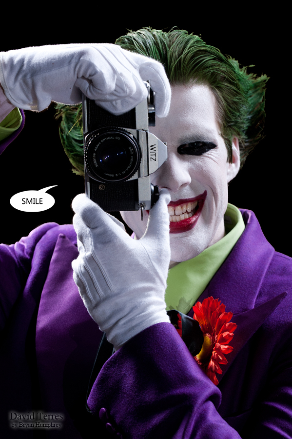 The Killing Joke by bryanhumphrey