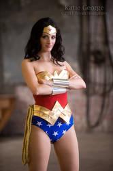 Wonder Woman by bryanhumphrey