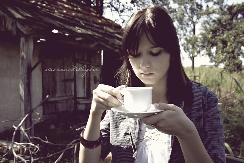 tea time  by sara with a gun - Giz Avatar Ar�ivi .