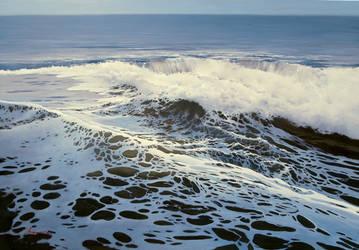 En la ola by josehiguera