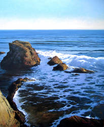 Mar del Norte by josehiguera