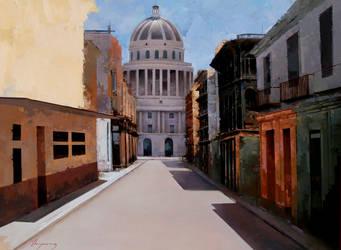 Camino al Capitolio by josehiguera