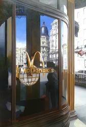 Mc Shopping by josehiguera