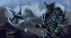 Dreadful Dreadplate Death Knight