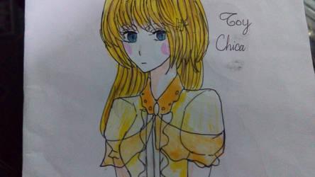Toy Chica by hikarikono