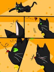 Short comic by hikarikono