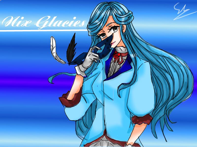 Nix Glacies by hikarikono