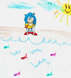 SONIC 100 Challenge: #026 - The Ocean is Vast