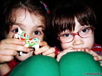 sisters by cornelusha